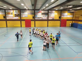 B-Jugend zu Gast in Oberkirch