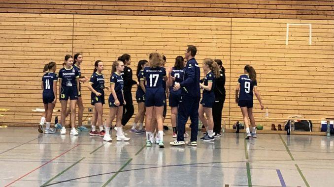 C-Jugend weiblich zu Gast in Offenburg