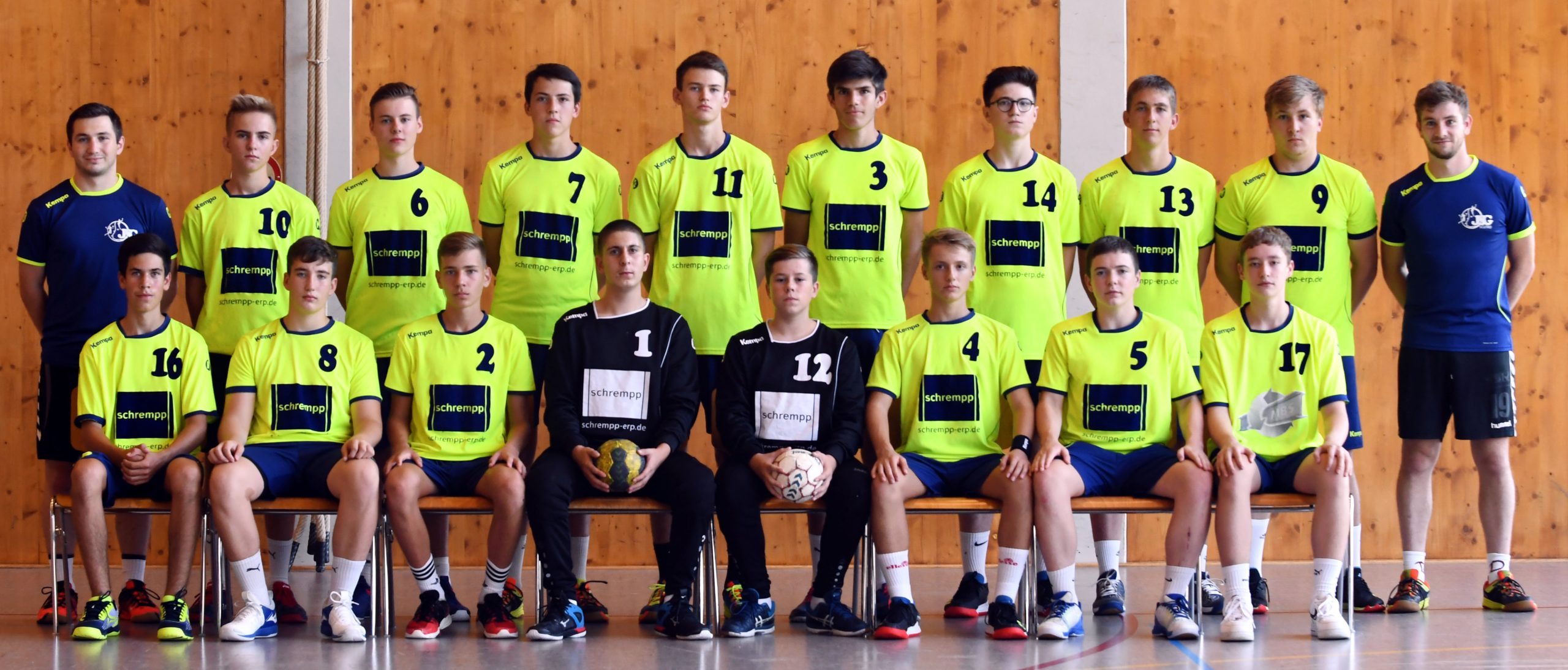 B-Jugend männlich 2020/2021