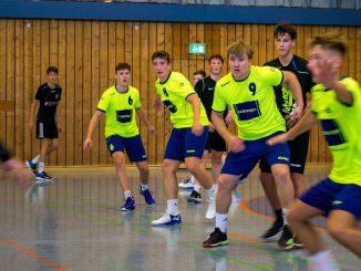 B-Jugend SG Scutro