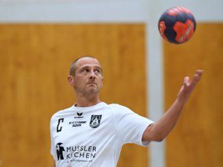Axel Schmidt - Trainer SG Scutro (Foto: Wendling)