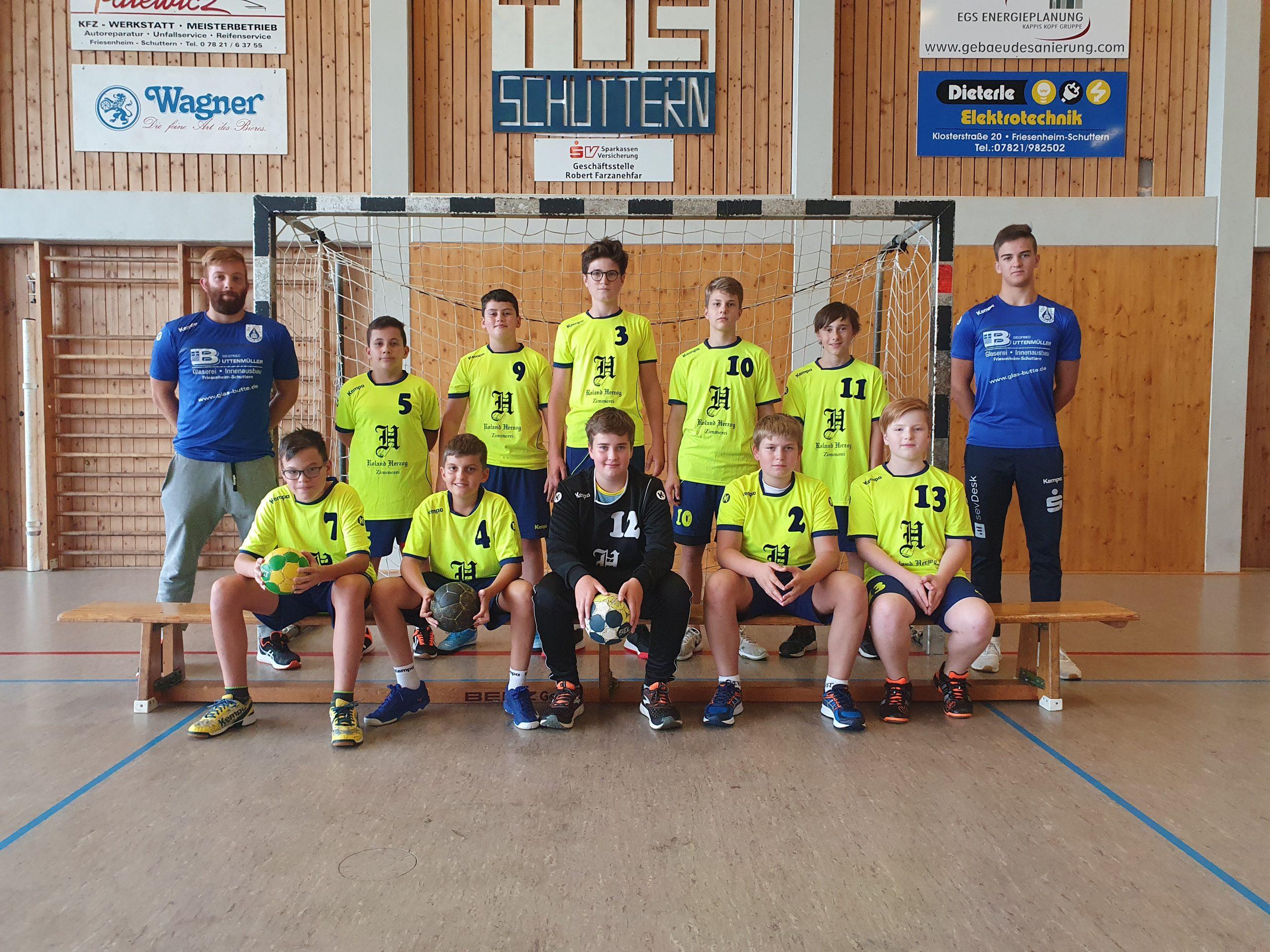 C-Jugend männlich 2020/2021