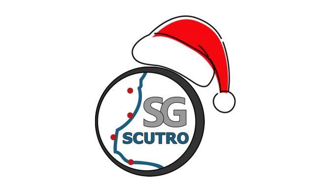 Die SG Scutro wünscht frohe Weihnachten!